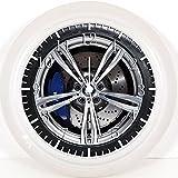 Neue BMW Wheels Wand Uhr 25,4cm Will Be Nice Gift und Raum Wand Decor W245