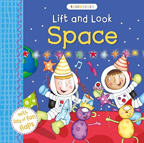 Lift and Look Space (Bloomsbury Activity Book) by Bloomsbury Group (2016-01-14)