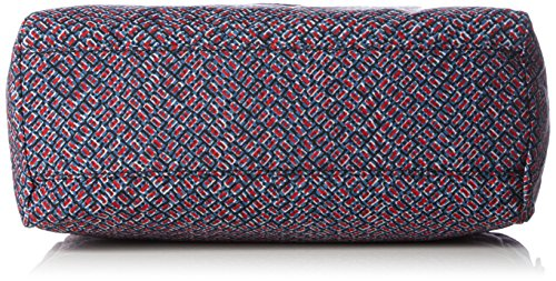 Kipling Elysia, Sacs Portés Main Femme, 29.5x23x12.5 cm Multicolore (REF34K Mini Geo)