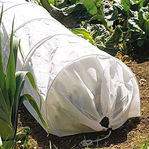 Garden Mile® Large 3m Fleece Garden plant Grow Tunnel Cloche