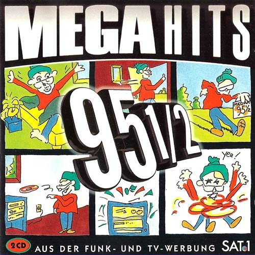 (CD Compilation, 36 Titel, Diverse Künstler) Nina - The Reason Is You / Raver's Nature - Stop Scratching / Members Of Mayday - The Bells Of Reformation / Garfield - Cool Cat / X-Ite - Down Down Down / La Bouche - Be My Lover / Masterboy - Generation Of Lo