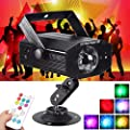 Disco light , JELEGAN LED Water Ripple Light / DJ Stage Lighting 7 Colors Romantic Effect Support Auto & Adjustable Motion Speed Modes for Home KTV Birthday Wedding Club Pub Christmas Halloween Party