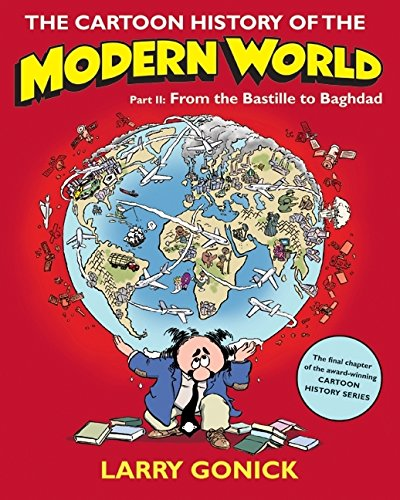 The Cartoon History of the Modern World Part 2 Cover Image