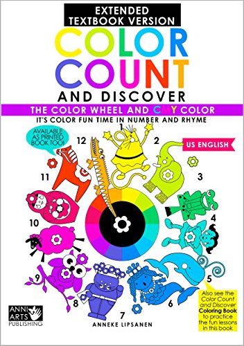 Color Count and Discover: The Color Wheel and CMY Color - Extended ...