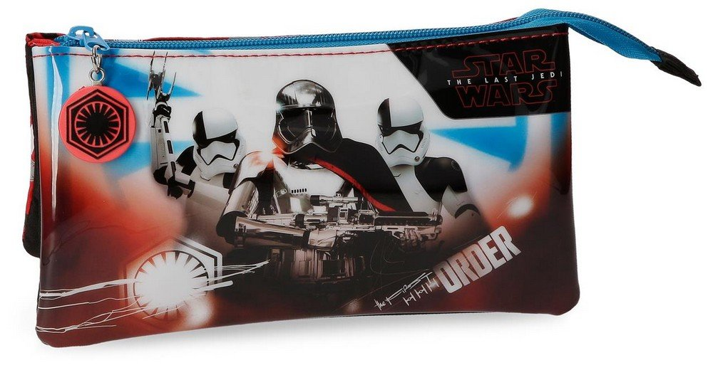 Star Wars The Last Jedi Neceser de Viaje, 22 cm, 1.32 litros, Multicolor