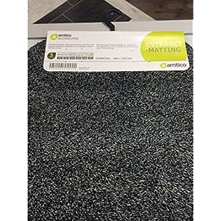 Amtico Floorcare Door Mat - Entance mat - 750mm x 500mm - Charcoal