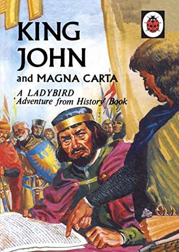 Price comparison product image King John and Magna Carta: A Ladybird Adventure from History book