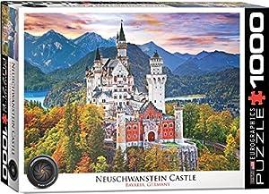 "Eurographics 6000-0946""Neuschwanstein Rompecabezas (1000 Piezas)"