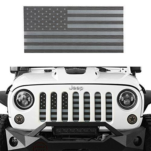 Opar fügt (Jeep Wrangler 2014 Grill)
