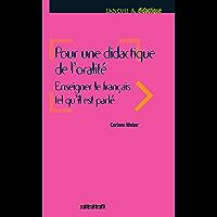 Pour une didactique de l'oralité - Ebook