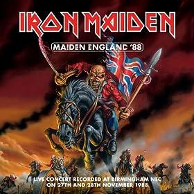Maiden England '88