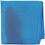 BUGATTI 6200-90200 Foulard, Blu (Marine 360), Taglia unica Uomo
