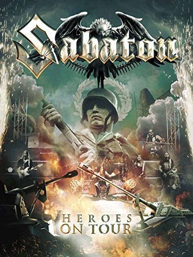 Sabaton - Heroes On Tour [Blu-ray] (Tour-shop)