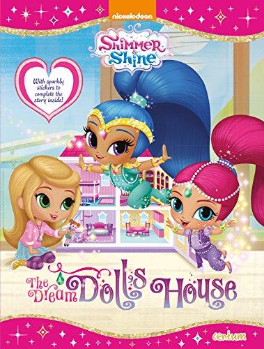 Shimmer Shine The Dream Dolls House Buy Online In Oman