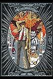 Takeshi Obata illustrations - Blanc et Noir, tome 0