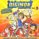 Digimon-TV Soundtrack Vol.3