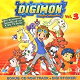 Digimon-TV Soundtrack Vol.3 - Verschiedene Interpreten