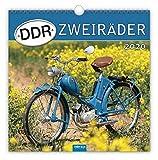 """Technikkalender """"DDR-Zweiräder"""" 2020: 30 x 30 cm, mit Bildern von Ralf-Christian Kunkel"""