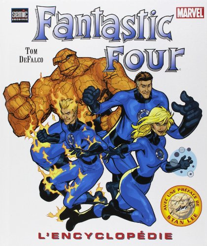 Encyclopédie Fantastic Four