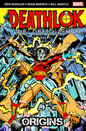 Deathlok the demolisher : origins