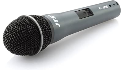 Jt'S TK-600 Dynamic Vocal High Performance And Singing Wired Microphone