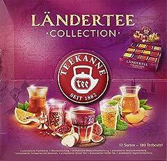 Ländertee Collection Box