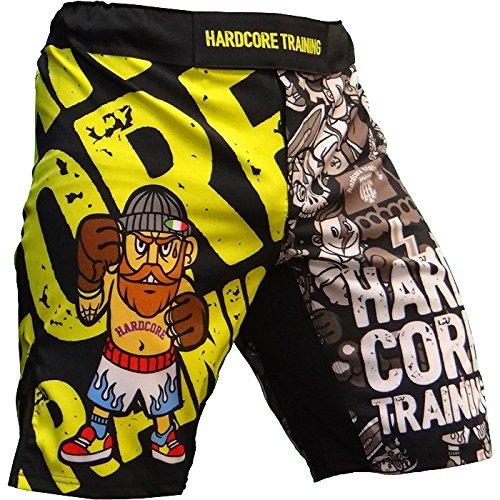 Shorts Hardcore Training Doodles-l Pantalones Cortos Hombre
