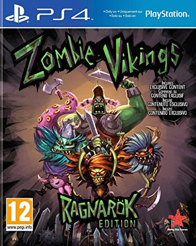 Zombie Vikings: Ragnarök Edition - PlayStation 4