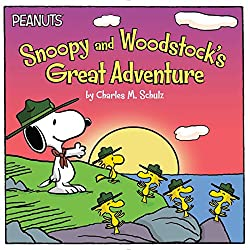 Snoopy & Woodstock's Great Adventure (Peanuts (Simon))