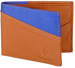 MarkQues Vento Tan Leather Mens Wallet (VT-440405)