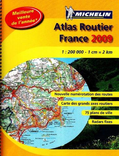 Atlas France 2009 l'Indispensable Pf/Sp