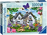 Ravensburger Country Cottage Collection No.9 - Delphinium Cottage, 1000pc Jigsaw Puzzle