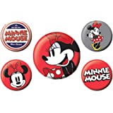 /Neuheit Craft Tasten /& Verzierungen von Kleid IT UP Disney Sew Durch Mickey/
