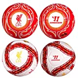 Liverpool FC Warrior Training Graphic Soccer Ball