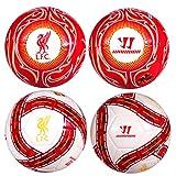 Liverpool FC Warrior Training Graphic Soccer Ball