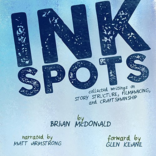 Ink Spots - Brian McDonald - Unabridged