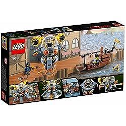 Lego Ninjago 70610 Sottomarino Flying Jelly