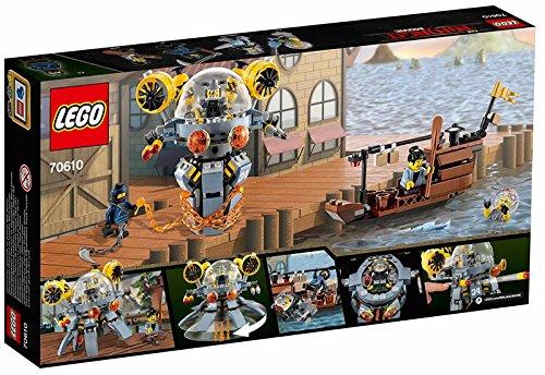 Lego 70610 NINJAGO® MOVIE™ Turbo Qualle