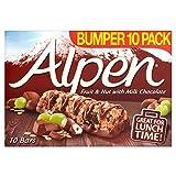Alpen Frutta E Noci Con Barrette Di Cioccolato Di Cereali (10X29g) (Confezione da 6)