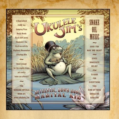 Ukulele Jim's Authentic Down Home Marital Aid by Ukulele Jim (2013-08-03) (Home-aids)