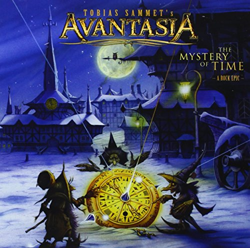 Tobias Sammet'S Avantasia: Mystery of Time [+Bonus CD] (Audio CD)