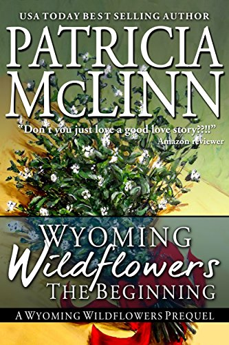 Book cover image for Wyoming Wildflowers: The Beginning (A Western Romance)