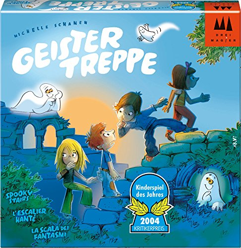 Geistertreppe - Spooky Stairs [German Multilingual import]