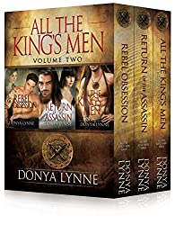 All the King's Men Boxed Set (books 4-6): Volume Two (English Edition)