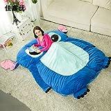 Tatami Dormitory colchón dibujo animado épaississement sofá-cama Super suave...