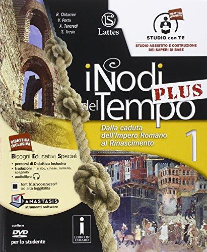 I nodi del tempo plus. Volume 1 con DVD Rom, CD Rom e Carte storiche, Tavole illustrate 1, Mi preparo per l'interrogazione, Per la Scuola media: 1