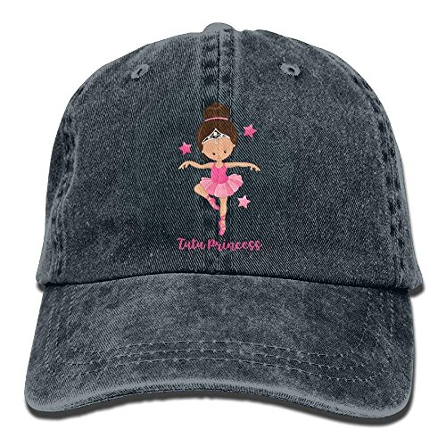bikini bag Ballerina Princess Denim Hat Adjustable Male Casual Baseball Caps
