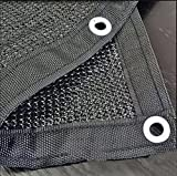 Plane Shading Net, Sun Mesh Shade Verschlüsselung Verdickung UV-Beständig Net Polyethylen Outdoor-Wärmeisolierungsnetz, Verschiedene Größen (Größe : 5 * 8m)