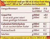 Pompadour Frutti Misti per Infuso, Solo Vera Frutta, 20 Bustine - 60 gr