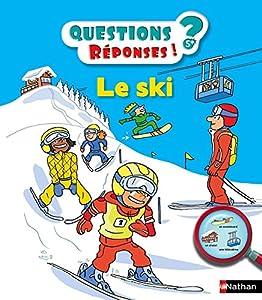 """Afficher """"Questions réponses ? n° 35 Le ski"""""""